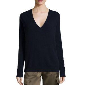 Theory Cashmere V Neck Sweater